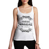Personalised Vintage Mr & Mrs Women's Tank Top