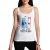 Personalised Mr & Mrs Books Women's Tank Top