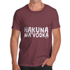 Hakuna Ma'Vodka Men's T-Shirt
