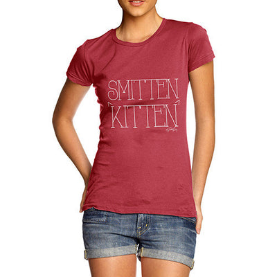 Smitten Kitten Women's T-Shirt