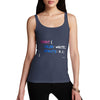 CSS Pun Ghost Women's Tank Top