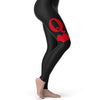 Queen Of Hearts Women's Leggings