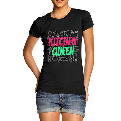 Kitchen Queen Women's T-Shirt