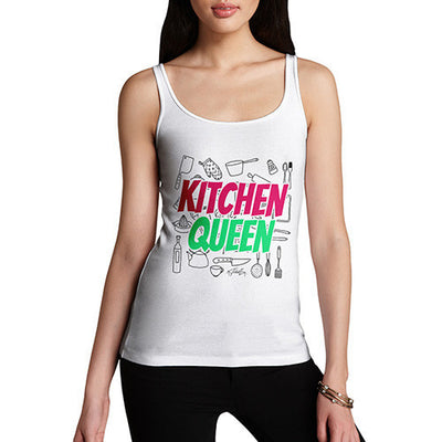 Kitchen Queen Women's Tank Top