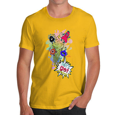 Let's Get Weird Men's T-Shirt