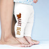 Baby Bear Silhouette Baby Leggings Pants
