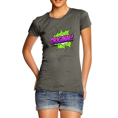 Original! Pop Art Women's T-Shirt