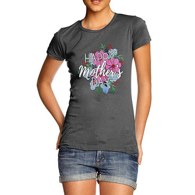 Happy Mother's Day Bouquet Women's T-Shirt