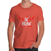 Be Brave Men's T-Shirt