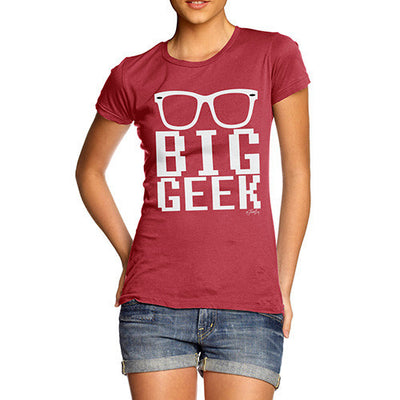 Big Geek Women's T-Shirt