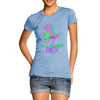Personalised Cute T-Rex Women's T-Shirt