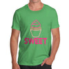 Sweet Cake Men's T-Shirt