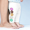 Bright Sprinkle Donuts Baby Leggings Trousers