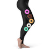 Bright Sprinkle Donuts Women's Leggings