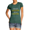 Proud Daughter Of A Soldier Women's T-Shirt