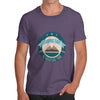 Camping Time Adventure Time Men's T-Shirt