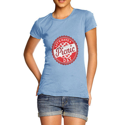 Let's Have A Picnic Day Women's T-Shirt
