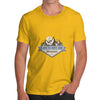 Life Is But An Adventure Mountains Men's T-Shirt