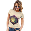 Camping Hexagon Night Time Women's T-Shirt