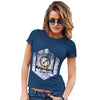 Adventure Begins Compass Women's T-Shirt