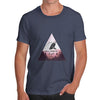 Great American Eagle Landscape Men's T-Shirt