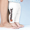 I Love Atlanta American Football Baby Leggings Trousers