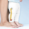 I Love Minnesota American Football Baby Leggings Trousers