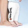 I Love Oakland American Football Baby Leggings Trousers