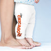 I Love Chicago American Football Baby Leggings Trousers