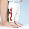 I Love Houston American Football Baby Leggings Trousers