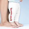 I Love Kansas City American Football Baby Leggings Trousers