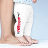 I Love Anaheim Baseball Baby Leggings Trousers
