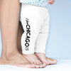 I Love Chicago IL Baseball Baby Leggings Trousers