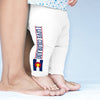I Love Colorado State Flag Baby Leggings Trousers