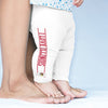 I Love Illinois State Flag Baby Leggings Trousers