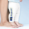 I Love Montana State Flag Baby Leggings Trousers