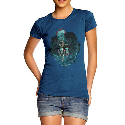 Skull Bride Women's T-Shirt