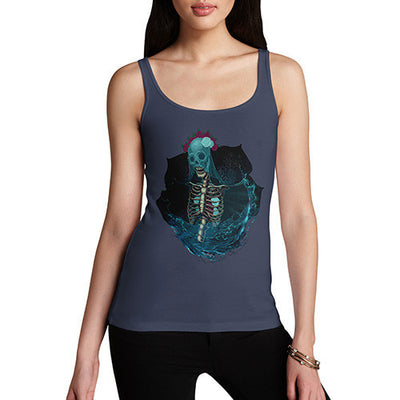 Skull Bride Women's Tank Top