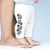 Art Portrait Baby Leggings Trousers