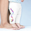Bright Feathers Baby Leggings Trousers