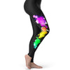 Colour Splash Women's Leggings