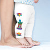 Rainbow Yoga Sukhasana Baby Leggings Trousers