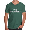 The President Men's  T-Shirt