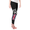 UK Union Jack Flag Women's Leggings