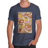 Food Collage Men's T-Shirt