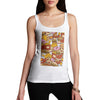 Food Collage Women's Tank Top
