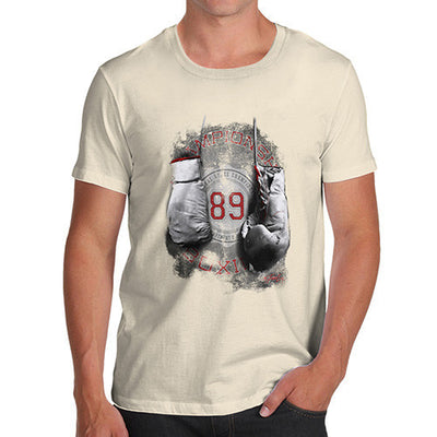 Boxing Gloves 89 Men's T-Shirt