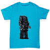 Robot Speakers Boy's T-Shirt