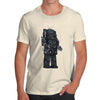 Robot Speakers Men's T-Shirt
