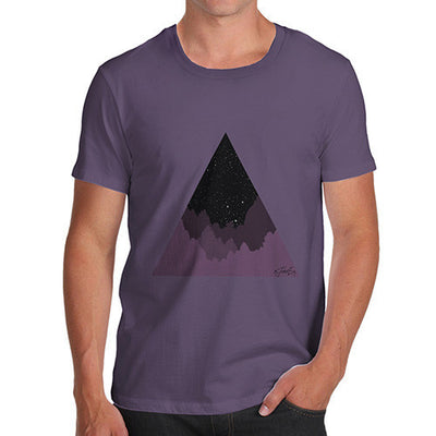 Triangle Landscape Men's T-Shirt